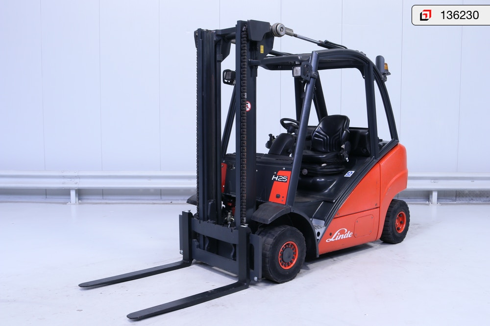 Etwas Neues genug 136230 Linde H-25-D (392) - Products - Lisman Forklifts &IA_54
