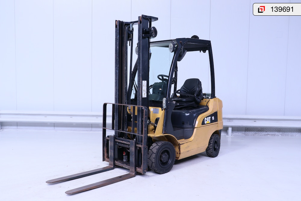 139691 Caterpillar GP-18-N - Products - Lisman Forklifts